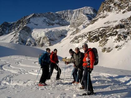 Glacier de la Piece, Arolla